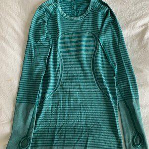 Lululemon Swiftly Tech Long Sleeve Top - Size 4